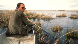 Kungen i kanot
